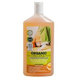 Organic people гель для мытья паркетных полов