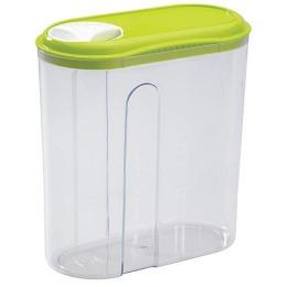 Бытпласт емкость для сыпучих продуктов 1.5 л с дозатором