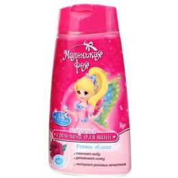 """Маленькая фея воздушная крем-пена для ванн """"Розовое облако"""""""