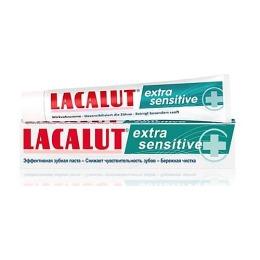 """Lacalut зубная паста """"Экстра-сенсетив"""""""
