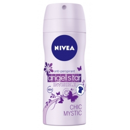 "Nivea дезодорант-антиперспирант для девочек ""Анжел Стар Шик Мистик"" спрей"
