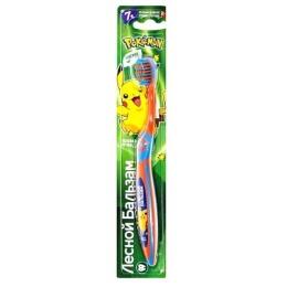 Лесной бальзам зубная щетка для детей от 7 лет, 1 шт