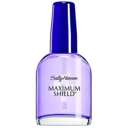 """Sally Hansen Средство для укрепления и защиты мягких ногтей """"Maximum Shield"""" Бесцветное, 13,3 мл"""
