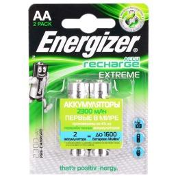 "Energizer аккумулятор ""Rech Extreme"", 2300 mAh, 2 шт"