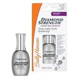 "Sally Hansen Средство для быстрого укрепления ломких ногтей ""Diamond Strength Nail Instant Nail Hardener"", 63 г"