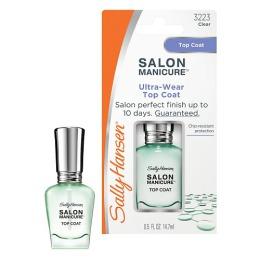 "Sally Hansen покрытие для ногтей ""Salon Manicure Ultra-Wear "" ультра стойкое, 14,7 мл"