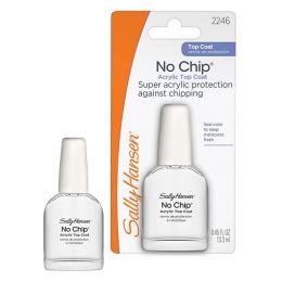 """Sally Hansen покрытие для ногтей """"No Chip Acrylic"""" акриловое, против сколов лака, 13,3 мл"""