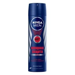 "Nivea антиперспирант для мужчин ""Мощная защита Dry"" спрей"