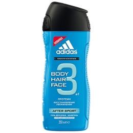 """Adidas гель для душа """"After Sport"""" для мужчин"""