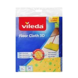 """Vileda тряпка для мытья пола """"Extra Soft"""" особой впитываемости, 1 шт"""