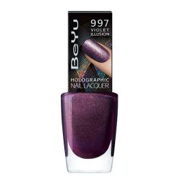 "BeYu лак для ногтей ""Holographic nail lacquer"" 9 мл"