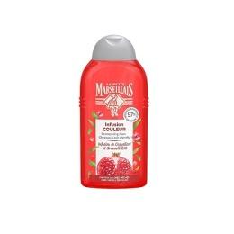 Le Petit Marseillais шампунь BIO для ухода за волосами и кожей головы Стойкость цвета