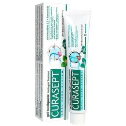 Curasept зубная  паста гелеобразная хлоргексидин диглюконат ADS 720 ASTRIGENT  GEL ТOOTHPASTE 0,20% с гамамелисом виргинским, 75 мл