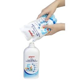 Pigeon средство для мытья посуды Baby Bottles & Accessories Cleanser, 500 мл