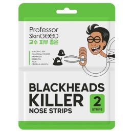 Professor SkinGOOD полоски Blackheads Killer для глубокого очищения, 2 шт