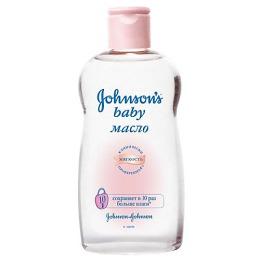 Johnson`s baby масло, 100 мл