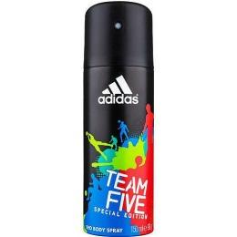 """Adidas дезодорант для тела """"Team Five"""" спрей для мужчин"""