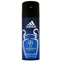 "Adidas дезодорант для тела ""UEFA Champions League"" спрей для мужчин"