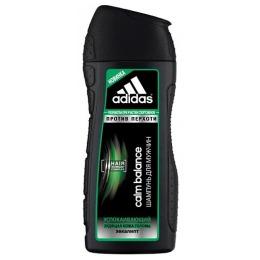 """Adidas шампунь """"Calm Balance"""" успокаивающий против перхоти с эвкалиптом для мужчин"""