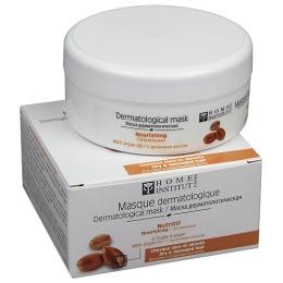 """Biocos маска """"Home Institut"""" дерматологическая питательная с аргановым маслом для сухих и поврежденных волос"""