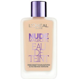 """L'Oreal невесомый тональный крем """"Nude Magique"""", 20 мл"""