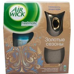 """Air Wick освежитель """"FRESHMATIC"""" Свежесть водопада"""
