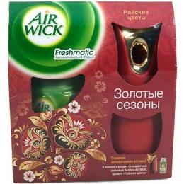 """Air Wick освежитель """"FRESHMATIC"""" Райские цветы"""