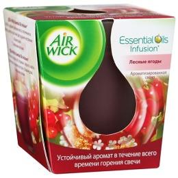 "Air Wick ароматизированная свеча ""Лесные ягоды"", 105 г"