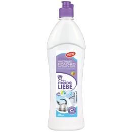 """Meine Liebe чистящее молочко для ванны и кухни """"Fruity mix"""" с фруктовым ароматом,  универсальное"""