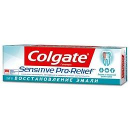 """Colgate зубная паста """"Sensitive Pro-Relief"""" восстановление эмали, 75 мл"""