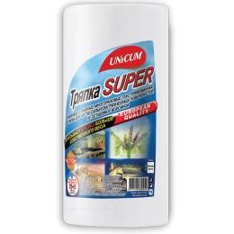 """Unicum тряпка для уборки """"SUPER"""" 21*30 см, 75 шт"""