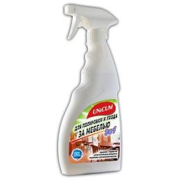 Unicum средство для полировки мебели