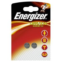 Energizer батарейки Alkaline LR44/A76 FSB2, 2 шт
