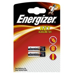 "Energizer батарейки ""Е27А"" литиевые миниатюрные, 2 шт"