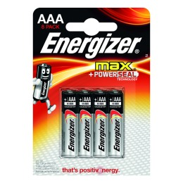 "Energizer батарейки ""MAX"" AAA алкалиновые, 8 шт"