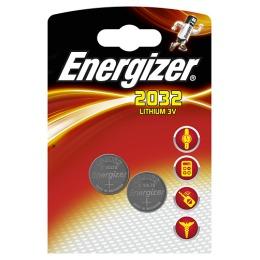 """Energizer батарейки """"2032"""" литиевые миниатюрные, 2 шт"""