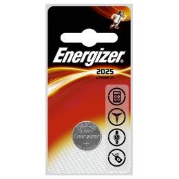 """Energizer батарейки """"2025"""" литиевые миниатюрные, 2 шт"""