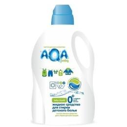 Aqa Baby средство жидкое для стирки детского белья, 1.5 л