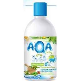 """Aqa Baby травяной сбор для купания малышей """"Купание в витаминах"""", 300 мл"""