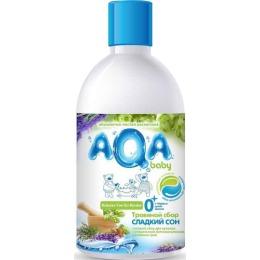 """Aqa Baby травяной сбор для купания малышей """"Сладкий сон"""", 300 мл"""