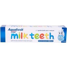 """Aquafresh зубная паста """"Мой первый зубик"""" от 0 до 2 лет, 50 мл"""