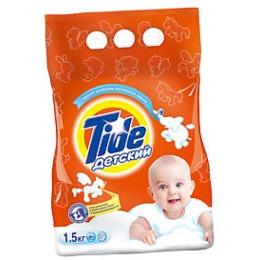 Tide стиральный порошок, автомат, для чувствительной детской кожи