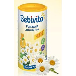 "Bebivita чай ""Ромашка"", 200 г"