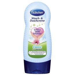 """Bubchen крем для мытья и душа """"Свежесть алоэ"""", 300 мл"""