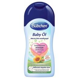 Bubchen масло для младенцев, очищающее, 400 мл