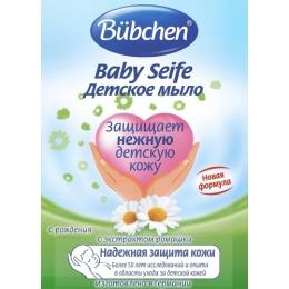 Bubchen мыло детское, 125 г