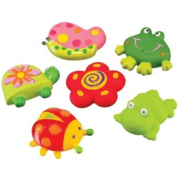 """Happy baby игрушка """"Веселый пруд"""" для игры в ванной"""