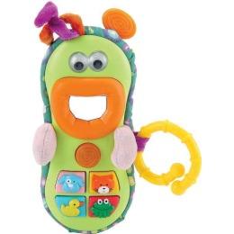 """Happy baby игрушка """"Веселый телефон"""""""