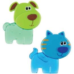 """Happy baby игрушка-прорезыватель """"Chilly pets"""" с гелем"""