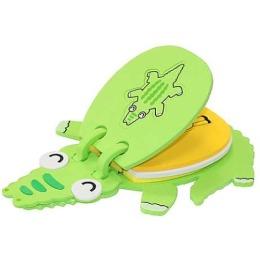 """Lubby игрушка 3d книжка-пазл """"Крокоша"""""""